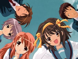 Thumbnail 1 for The Ak2 Skin of Haruhi Suzumiya